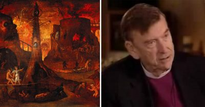 Retired Bishop Explains Why The Catholic Church Invented Hell [Watch]