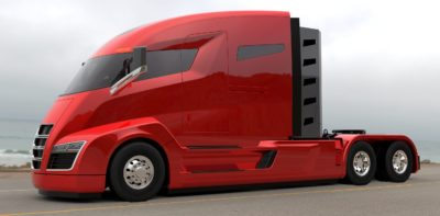 Nikola Motors Receives $2.3 Billion In Pre-Order Sales For New Electric Truck