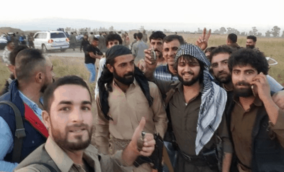 Iraqi Activist Saves 70 Civilians From ISIS Militants With Bulletproof BMW