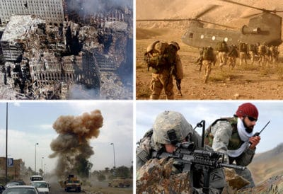 Only 10 Countries In The Whole World Are Not Currently At War