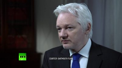 Assange Destroys Hillary Clinton In His Most Provocative Interview Ever [Watch]
