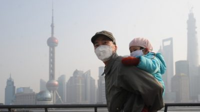 New Report Blames Air Pollution For Deaths Of 600,000 Children Every Year