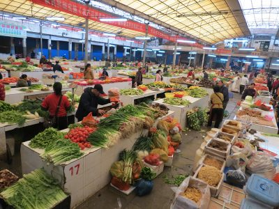"""Organic"" Food From China Found To Be Highly Contaminated"