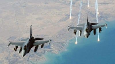 Uncovered Document Instructs ISIS Not To Attack US Coalition Aircraft In Iraq