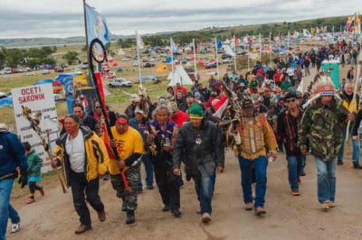 North Dakota Governor Orders Mandatory Evacuation Of DAPL Protest Camps—But There's Good News