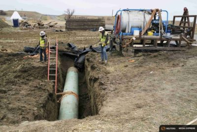 """Pipeline Safety Expert Says Environmental Assessment Of Dakota Access """"Seriously Deficient"""""""