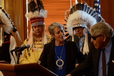 Government Cancels Oil And Gas Leases On Native Land In Montana, Stays Silent On Dakota Access