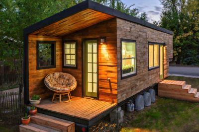 Tiny Homes Banned In U.S. Cities As Government Takes Back Control Of Citizens