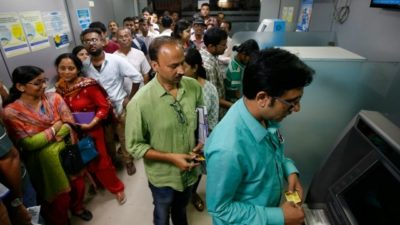 India's War On Cash Soon To Arrive In The US