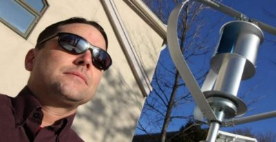 Man Sentenced To Six Months In Prison For Installing Wind Turbine