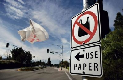 It's Official: California Becomes First U.S. State To Ban Plastic Bags