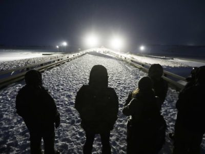 20+ Most Powerful Photos From Standing Rock That Are Guaranteed To Shock You