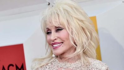 Dolly Parton Is Donating $1K A Month To Families Affected By The Tennessee Fires