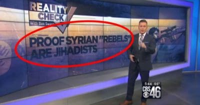 WATCH: CBS News Anchor Accused Of 'Fake News' for Reporting Truth About Syria — Destroys His Critics