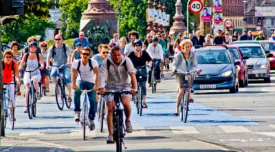 Copenhagen Now Has More Bicycles Than Cars, Study Concludes
