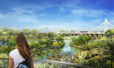 World's Biggest Nature Park Is Being Built In Dallas, Texas