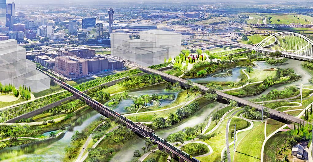 Nature Parks In Dallas Texas