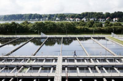 Danish City Becomes First In The World To Power A Water Treatment Plant With Sewage