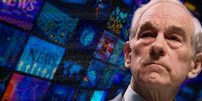 The War On 'Fake News' Is War On Free Speech, Says Ron Paul