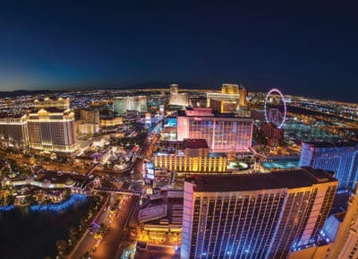 Las Vegas Is Now Running Entirely On 100% Renewable Energy