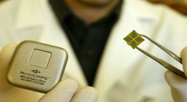 "House Passes Bill Allowing Government to Microchip Citizens with ""Mental Disabilities"""