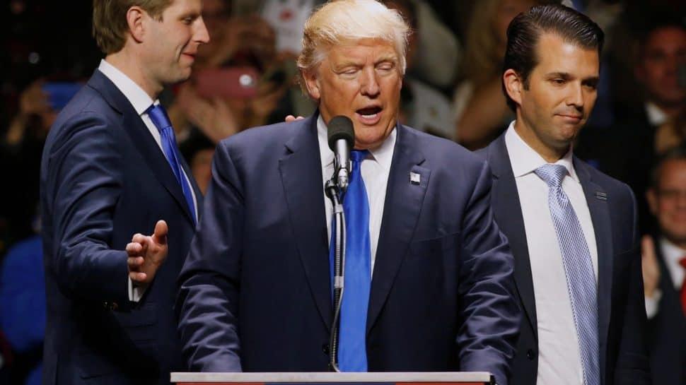 news politics article donald trump sons selling access