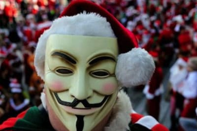 "Anonymous Releases 2017 Warning: ""We Must Unite And Take Action."""