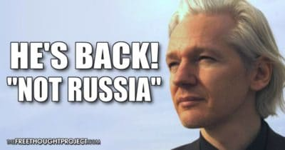 Russia Was NOT The Source Of DNC/Podesta Leaks, Confirms Assange