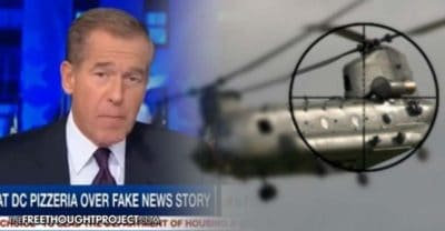 Brian Williams Dares Call Out 'Fake News' After Being Caught In Massive Lie Spreading Fake News