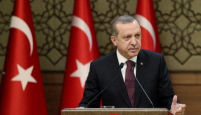 Turkey's Erdogan Claims To Have Irrefutable Evidence That The US Govt Supports ISIS