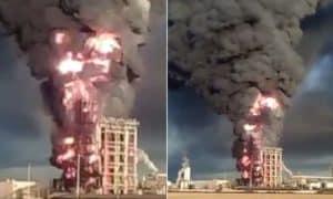 italianrefineryexplosion