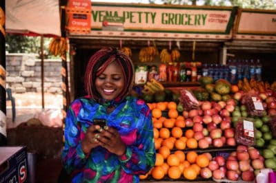 Nearly 200,000 Kenyans Lifted Out Of Poverty Thanks To Mobile Money