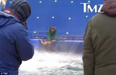 Leaked Footage Shows A Dog Being Shoved Into Gushing Water On Hollywood Film Set
