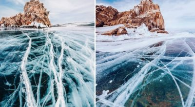 20 Otherworldly Images Convey The Unique Beauty Of Lake Baikal