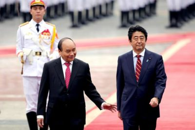 Japan Pledges Military Aid To Vietnam As Ties With China Deteriorate