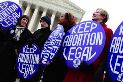 Abortion Rates Reach Lowest Point In American History Since Before Roe V. Wade