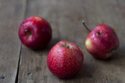 Ugly, Scarred Apples Taste Better Than Perfect Ones, So What's With All The Food Waste?