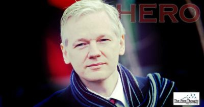 Assange Proves He's A True Hero: Will Face Jail In US For Obama To Free Chelsea Manning