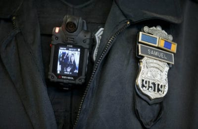 ACLU Asks For Police Body Cams To Be Turned Off During Inauguration and Women's March