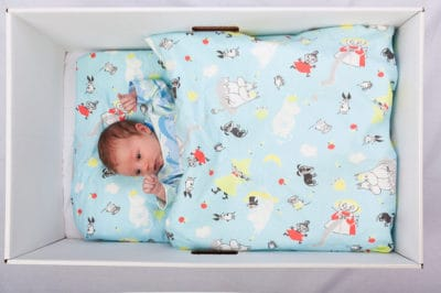 Scotland Set To Make 'Baby Box' So Every Newborn Has An Equal Start In Life