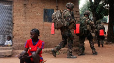UN Peacekeepers Who Sexually Abused African Children Will Not Face Charges