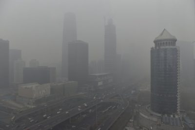 "The New Refugee Crisis? Tens Of Thousands Flee Toxic ""Airpocalypse"" In China"