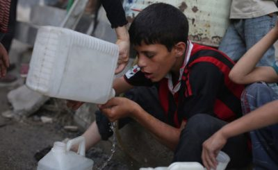 "Clean Water Returns to Damascus as Syria Reclaims Key Water Source from ""Rebels"""