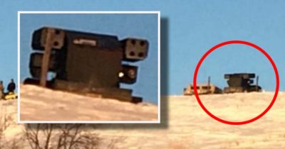 It Just Got Real — Cops At DAPL Now Have Missile Launchers — Not Kidding