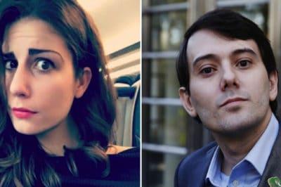 'Pharma Bro' Shkreli Suspended From Twitter After Harassing Journalist Lauren Duca