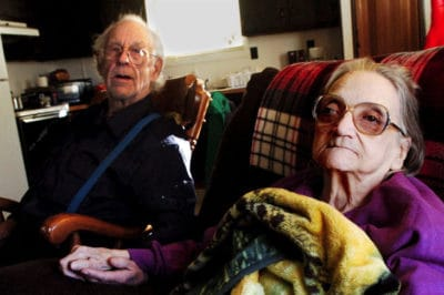 Elderly Couple With Dementia Evicted From Home After Forgetting To Pay Property Taxes