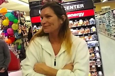 Woman Swiftly Kicked Out Of Store For Racist Rant Aimed At Greek Couple [Watch]