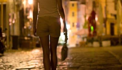 California Decriminalizes Child Prostitution