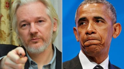 WikiLeaks Just Offered $20K Reward To Prevent Obama Govt 'Destroying US History'