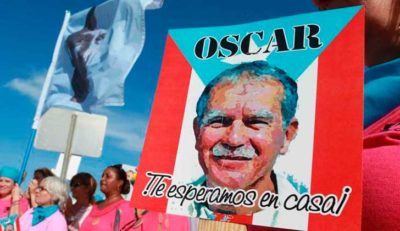 Obama To Free Long-Time Political Prisoner Oscar López Rivera